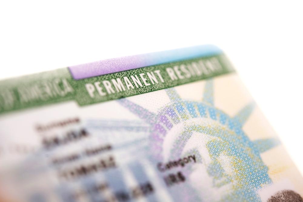 Residency through Marriage ('Green Card' through Marriage